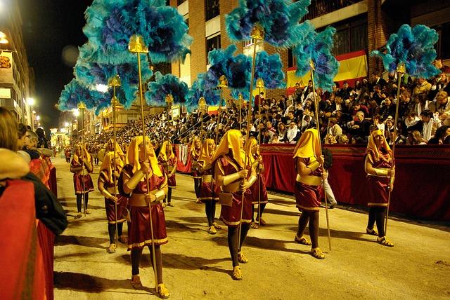 Quelles sont les plus belles fêtes Espagnoles ?